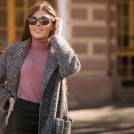 Gafas de sol en días nublados: protección todo el año