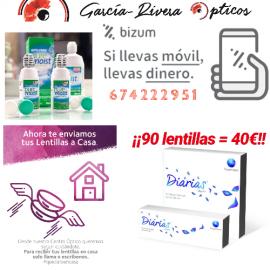 García-Rivera Ópticos tu ÓPTICA de URGENCIAS en PARLA
